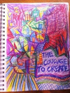 2013 Menos anfetaminas y más rEDUvolution (cuaderno de campo meses Marzo y Abril proyecto Breaking the Membrane)