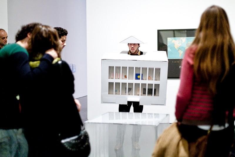 El museo como excusa: visiones fronterizas entre arte y euducación