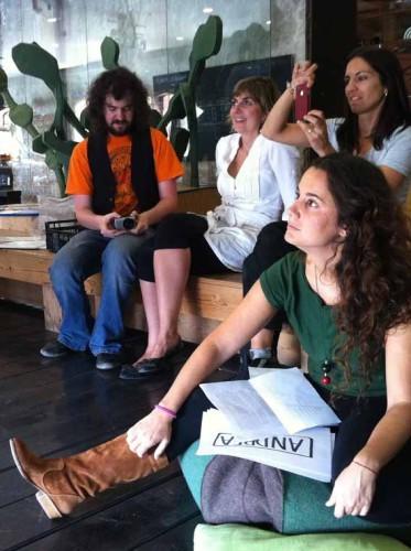2011 musEDUpunk : llevando el edupunk a los museos de artes visuales