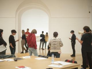 El museo no es una escuela